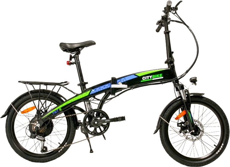 EMW Sporting city bike